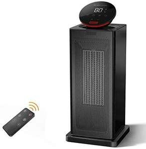 Calefactor de Aire Caliente y 3 funciones Ajustables, 2000W