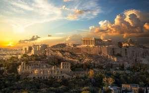 Vuelos ida y vuelta a Atenas desde 66€ para Noviembre