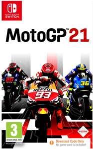 MotoGP 21 Nintendo Switch