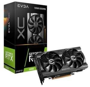 EVGA GeForce RTX 3060 XC GAMING 12GB (solo con montaje de PC)