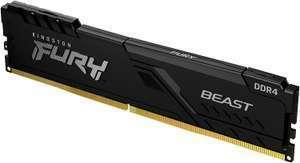 Memoria Ram Kingston Fury Beast 16GB 3200 MHz 1X16GB