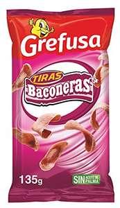 Grefusa Tiras Bacon 135 g