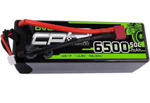 3 baterías (diferentes) para RC al 50%