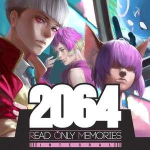 Epic Games regala 2064: Read Only Memories (Ya está activo, Solo 24h)