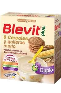 Blevit Plus Duplo 8 Cereales y Galletas María