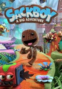 Sackboy Una aventura a lo grande (Digital PSStore)