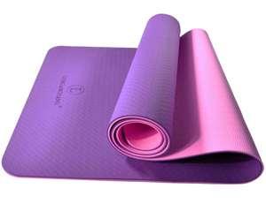 Esterilla Yoga Antideslizante TPE Ecológico (varios colores, con bolsa y toalla)