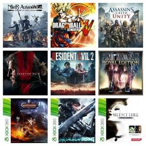XBOX :: Rebajas Semanales - Saga Resident Evil, Metal Gear, Castlevania y otros