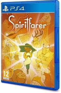 Juego Spiritfarer - Playstation 4