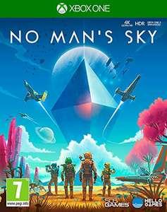 Juego Xbox One No Mans Sky