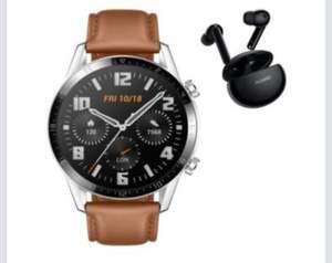 Huawei Watch GT 2 Sport 46MM + Freebuds 4i (129€)// Huawei Watch GT 2 CLASSIC 139€+ Huawei Freebuds 4i de regalo (Fnac, ECI, Huawei, MM...)