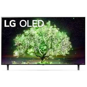 "Televisor LG 48"" OLED48A13LA UHD 4K Smart TV"