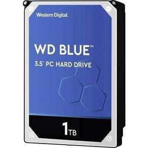 Western Digital Caviar Blue 1TB 3.5 7200rpm SATA 6Gb s 64MB