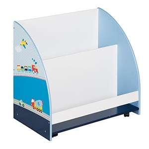 Mueble Infantil de Almacenaje con Ruedas