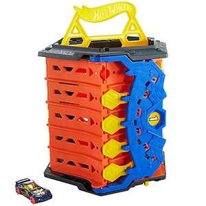 Hot Wheels Action Pista para coches de juguete portátil, incluye 1 vehículo
