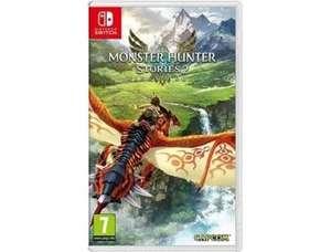 Monster Hunter Stories 2: Wings of Ruin NSW