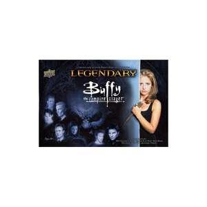 Legendary: Buffy The Vampire Slayer - juego de mesa