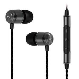 Auriculares Profesionales con Aislamiento de Sonido SoundMAGIC E50C