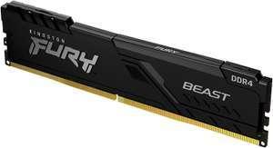 Memoria Ram Kingston Fury Beast 16GB 3733 MHz 1X16GB