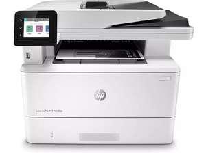 Impresora multifunción - HP LaserJet Pro M428fdn, Laser, 38 ppm, 1200 x 1200 DPI, A4