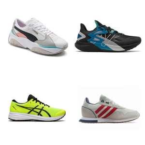 Recopilación de Zapatillas Asics, New Balance, Reebook, Mizuno...en STREETPRORUNNING