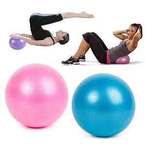 GARNECK 2 Piezas de Pelota de Yoga Y Pilates Pelota Pequeña para Ejercicios