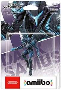 Amiibo Metroid - Samus Oscura (Switch)