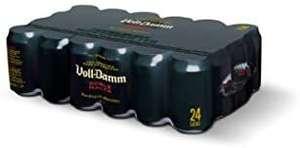 Voll-Damm doble malta, Cerveza - Paquete de 24 x 330 ml - Total: 7920 ml