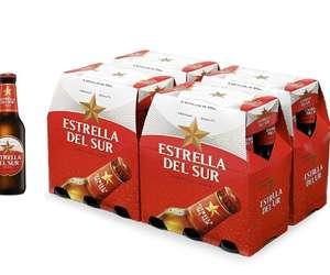 Estrella Del Sur Cerveza, Caja de 24 Botellas 25cl