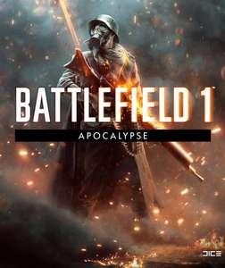 Gratis: Battlefield™ 1 Apocalypse, Battlefield 4™ Dragon's Teeth (PS4)