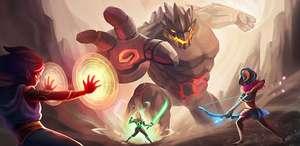 Stickman Legends: Shadow War - Juego De Lucha RPG