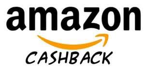 Promoción Cashback hasta 25% de Amazon en selección de productos