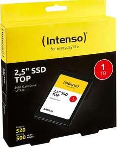 Disco duro interno SSD Intenso 1TB SATA 3