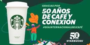 Café GRATIS en Starbucks