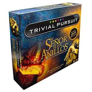 Trivial Pursuit El Señor de Los Anillos - Juego de Mesa