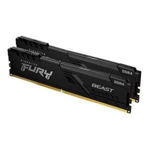Kingston Technology Fury Beast 32GB (2 X 16GB) DDR4 3600 MHZ