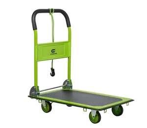 Carro plataforma de 47x73 cm y 150 kg máx