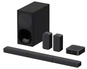 Barra de sonido Sony HT-S40R 600W 5.1