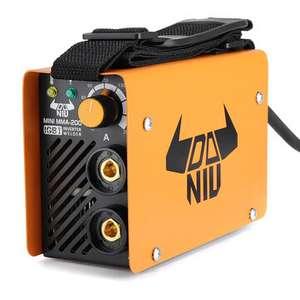Mini soldador Inverter DANIU NMA 200   Envío desde España