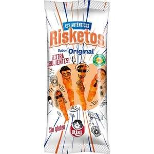 Risketos (120gr) y Palomitas ketchup (75gr)