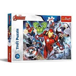 Puzzle Infantil Los Vengadores
