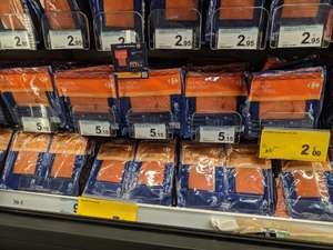 200g Salmón ahumado noruego Carrefour a 10€/Kg solo hoy en Carrefour Alcobendas (+15% acumula en cheque ahorro)