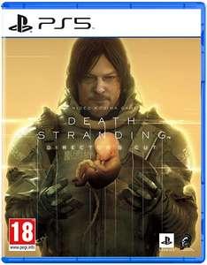 Death Stranding: Director's Cut PS5,Acumula 5€ en tu saldo, se quedaría en 39.90€ y envio gratis