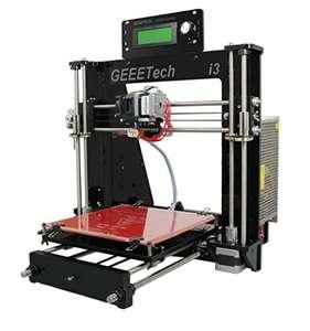 Impresora 3d geeetech pro B