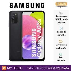 Samsung Galaxy A03s (Desde España) (A partir del 04/10 a las 10.00)