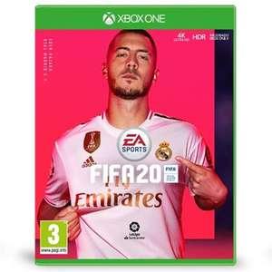 FIFA 20 para Xbox One (Solo recogida en ciertas tiendas)