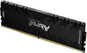 Memoria Ram Kingston Fury 32GB 3200 MHz 1X32GB CL16 / Ram 16 GB 3200MHz por 70,95€