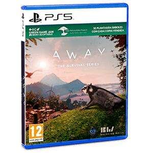Away The Survival Series para PS4 y PS5