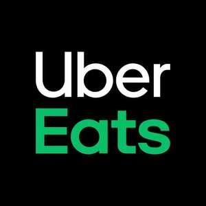 75% de descuento en uber eats (Cuentas seleccionadas)