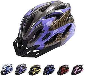 Deyiis - Casco de bicicleta de montaña para adultos (varios colores)